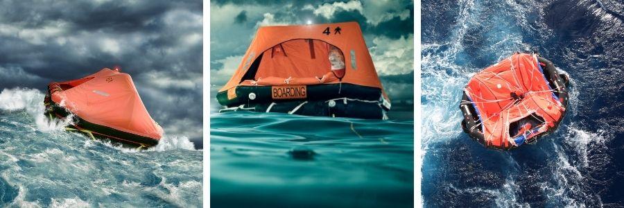 Jual Life Raft