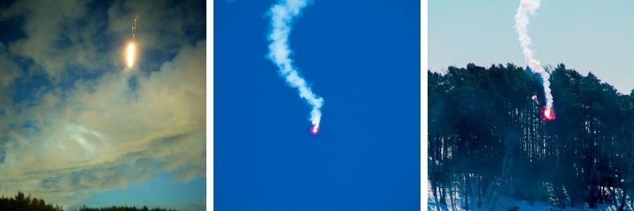 Jual Rocket Parachute Flare